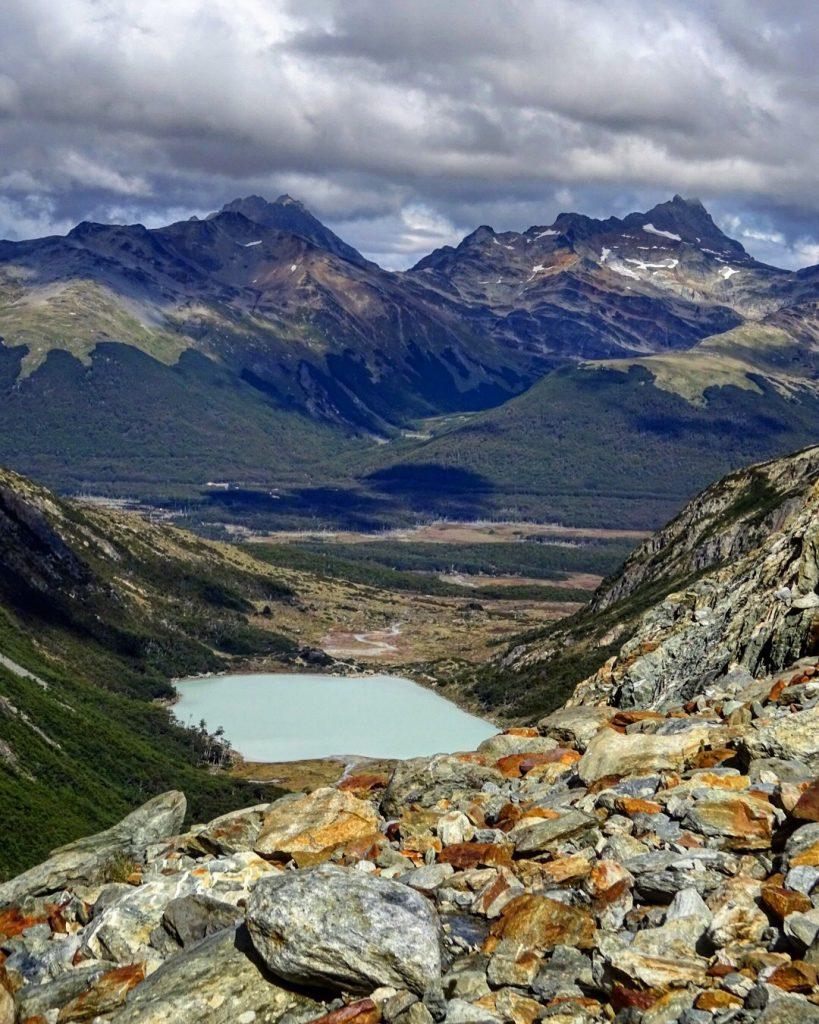 Fotos de la Patagonia, Laguna Esmeralda