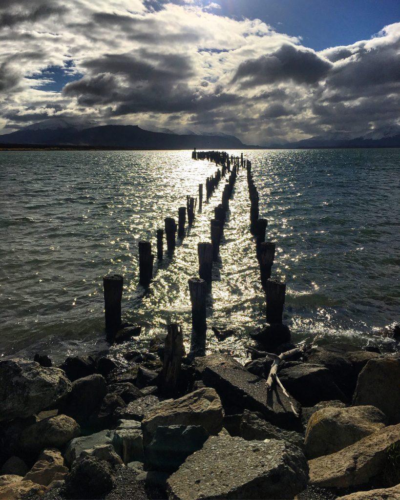 Viejo Muelle de Puerto Natales