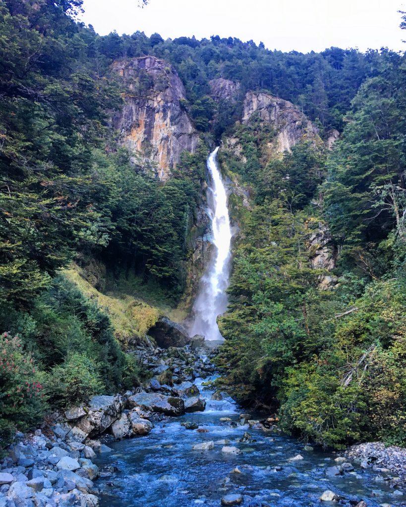 Cascada La Nutria