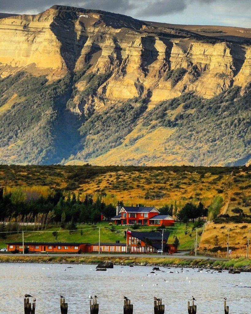 Cerro Dorotea, Puerto Natales
