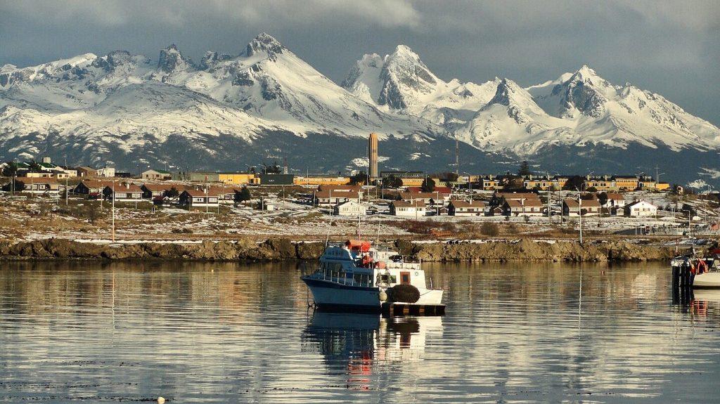 Navegaciones en Ushuaia