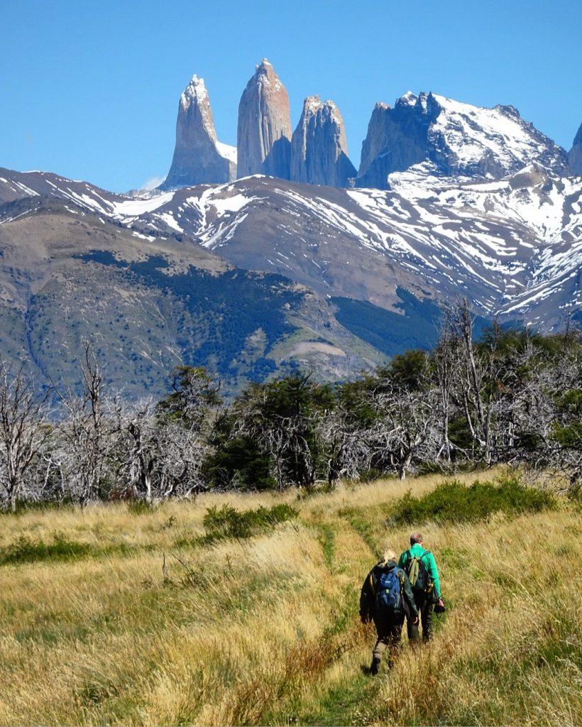 Fotos de la Patagonia Chilena. Torres del Paine