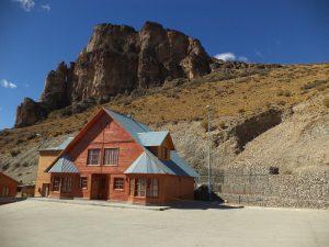 Casa de la Administración del Parque