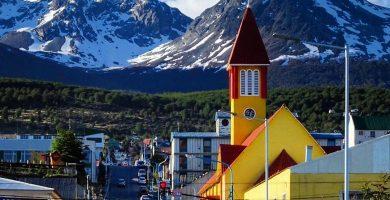 Centro de la Ciudad de Ushuaia