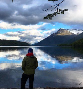 Lago Deseado Tierra del Fuego