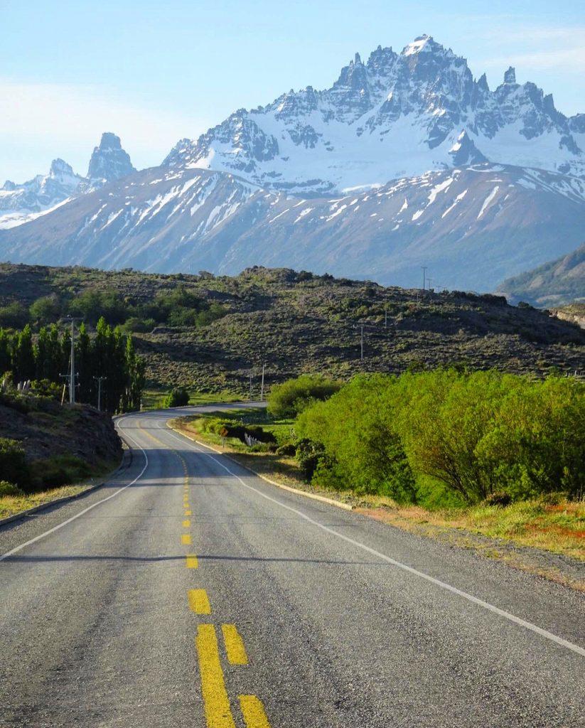 La Carretera Austral y el Cerro Castillo