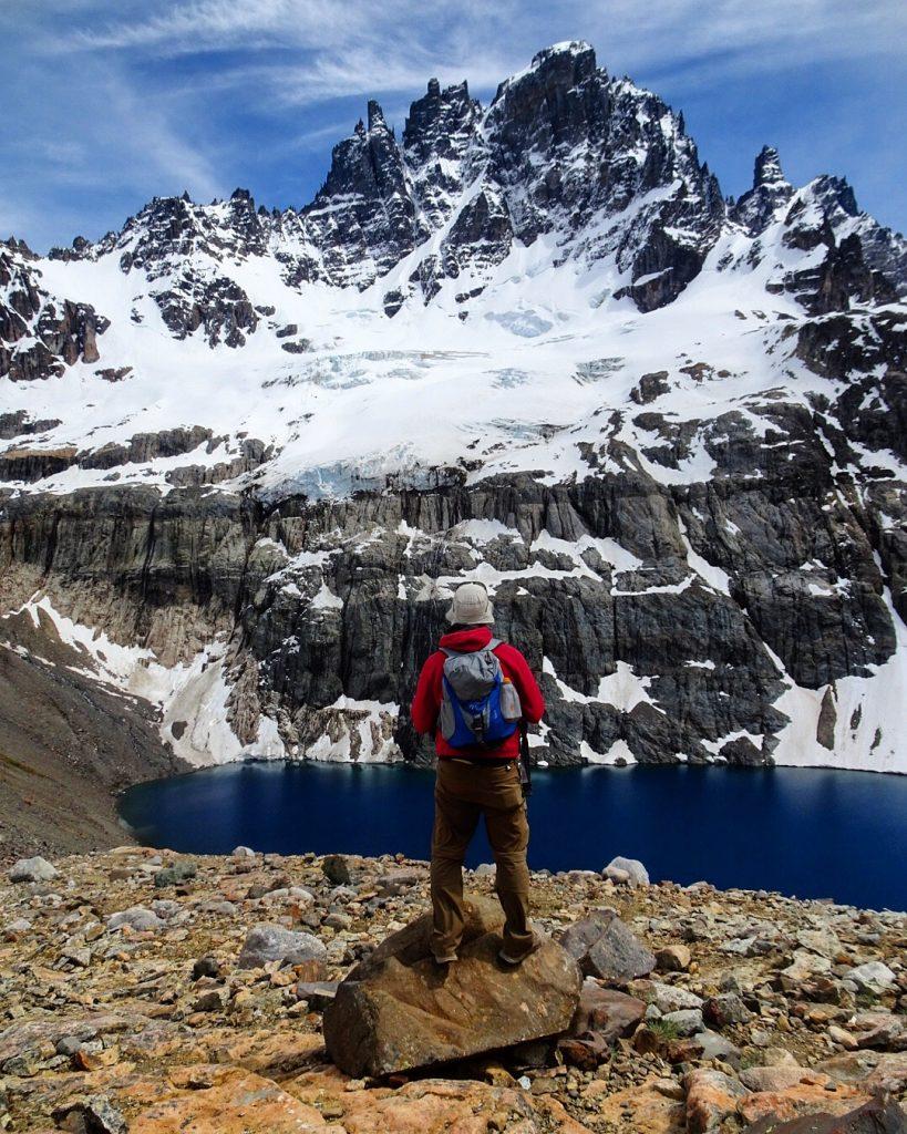 Trekking Cerro Castillo en el día