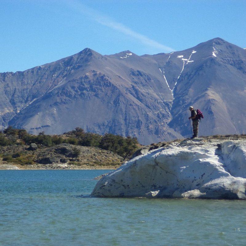 Actividades en el Parque Nacional Perito Moreno