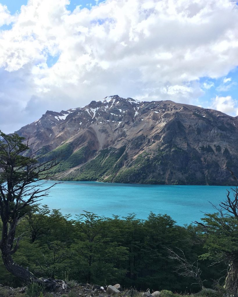 Fotos de la Patagonia, Lago Jeinimeni