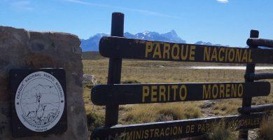 Parque Nacional Perito Moreno